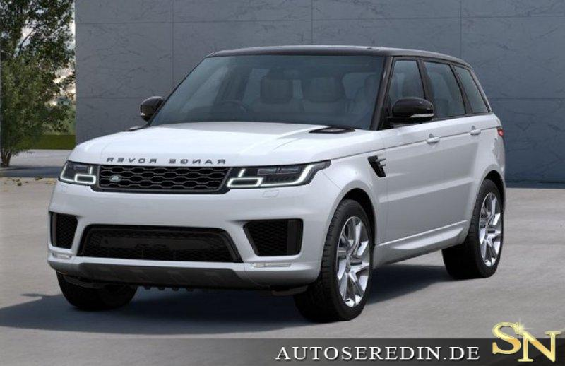 land rover range rover sport 5 0 v8 neu kaufen in hechingen bei stuttgart preis 103530 eur int. Black Bedroom Furniture Sets. Home Design Ideas