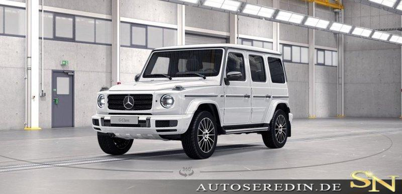 mercedes benz g 500 l neu kaufen in hechingen bei. Black Bedroom Furniture Sets. Home Design Ideas