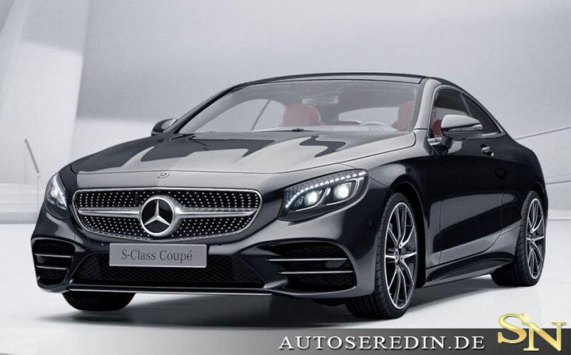 mercedes benz s 560 amg coupe 4m neu kaufen in hechingen. Black Bedroom Furniture Sets. Home Design Ideas
