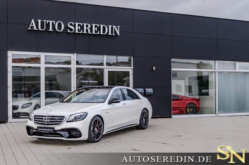 Mercedes benz s 63 amg lang neu kaufen in hechingen bei for Mercedes benz gebrauchtwagen stuttgart
