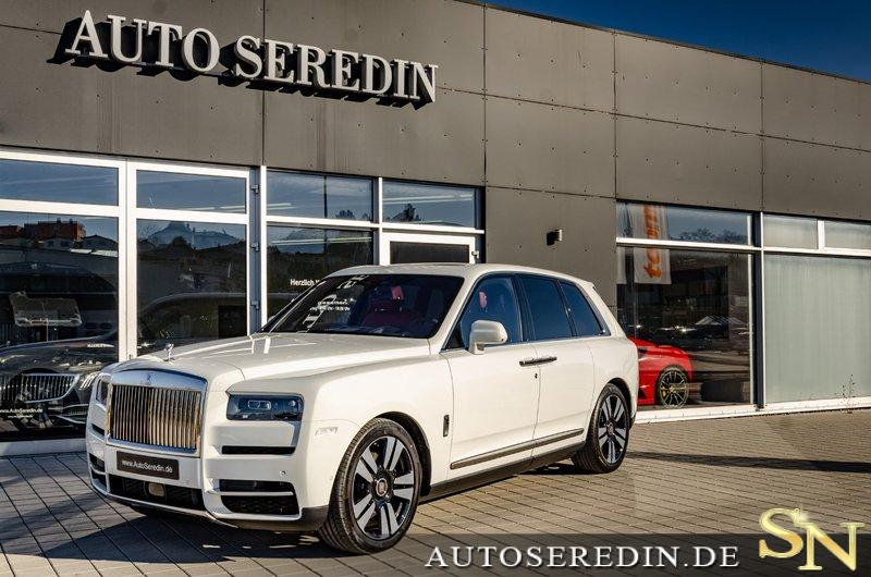 rolls royce cullinan neu kaufen in hechingen bei stuttgart. Black Bedroom Furniture Sets. Home Design Ideas
